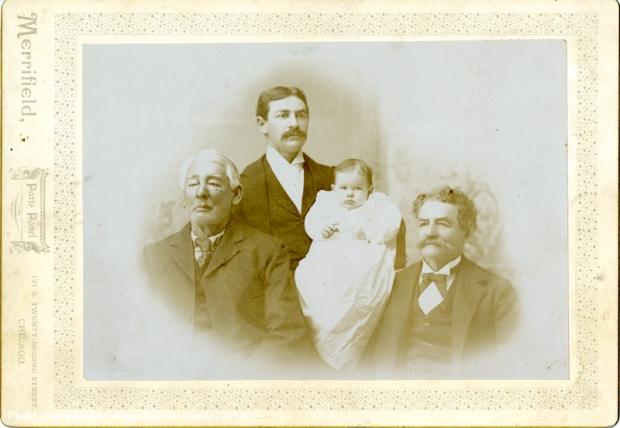 Crebassa Family Portrait