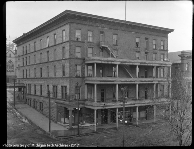 Buildings - Hotel Scott