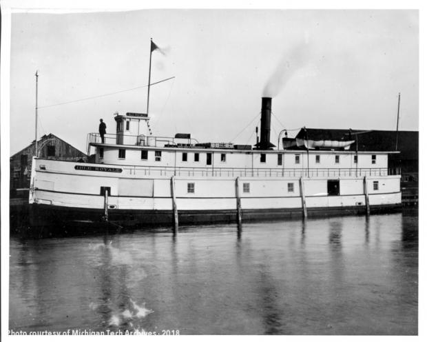 Shipwrecks - Isle Royale